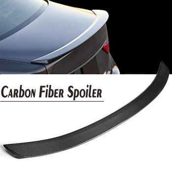 Carbon Fiber Material F Sport Style Rear Trunk Wing Spoiler Lid Fit For Lexus GS350 GS450H 2013 2014 2015 2016 2017 front lip for lexus gs350