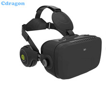 Cdragon bobovr x1 with earphone multi function unique free delivery