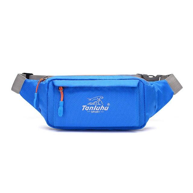 Tanluhu Sports Trail Running Belt Waist Bag Sport Hiking Run Phone Bags Pack Accessories Waterproof