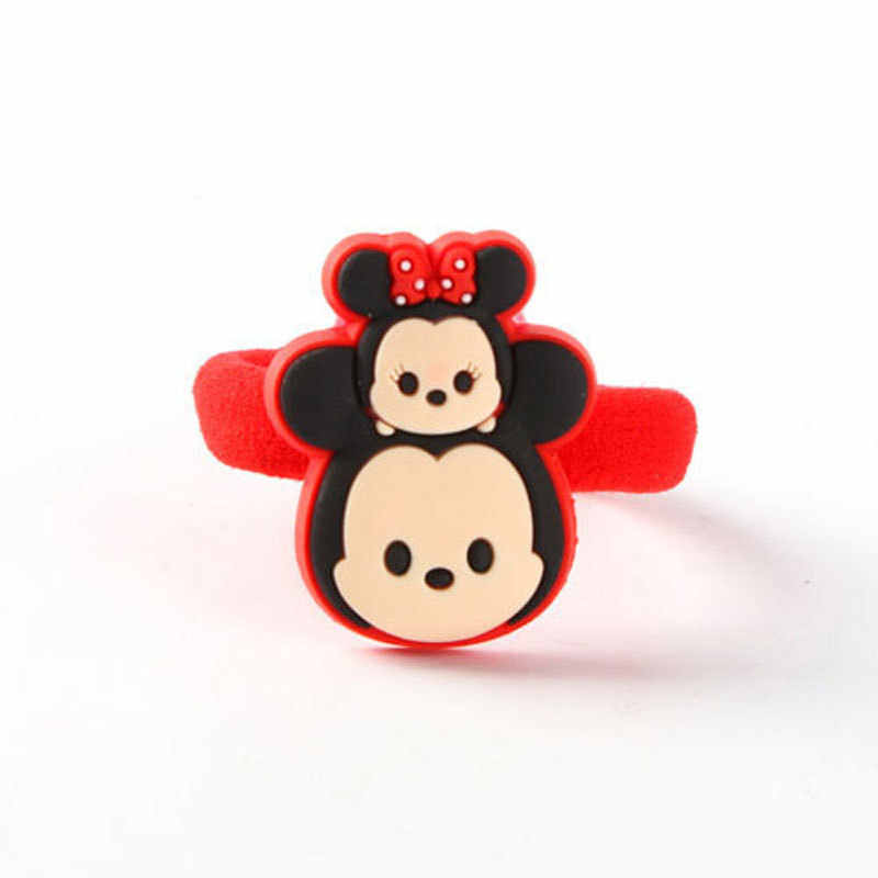 ... Disney Best Selling Baby Kids Children Cute Hair Rope Girls Cartoon  Hair Accessories Ponytail Holders Hair ... dffbad5ca1e