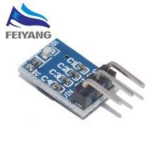 Módulo de fuente de alimentación de bajada, 10 unidades/lote, cc 5V a 3,3 V, AMS1117 3.3 LDO 800MA