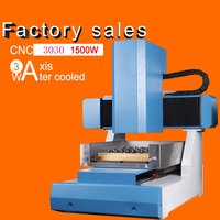 3 Axis CNC3030 CNC Router 1500w Spindle CNC Metal Engraving Machine Drilling Milling Machine