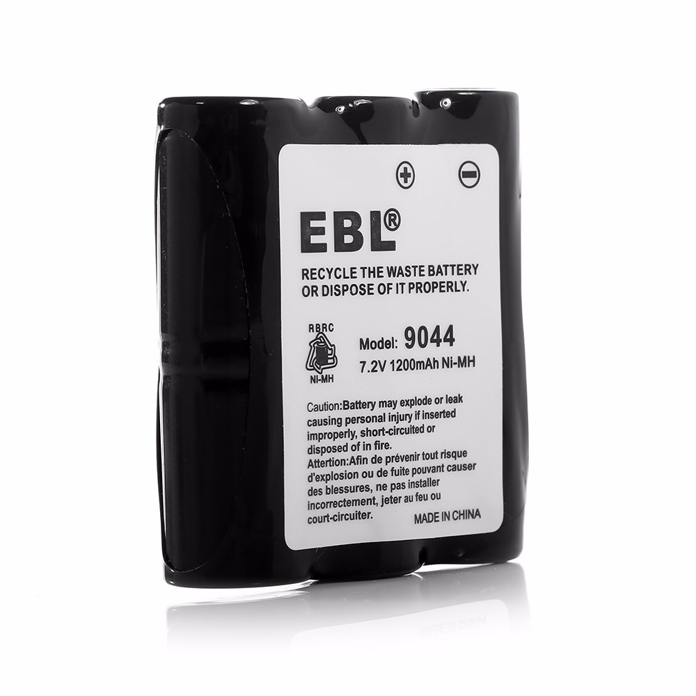 Battery for Motorola Spirit MU21CV Spirit MU22CVS Two-Way Radio