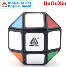 WitEden DuGuXin Mixup Magic Cube Diamond Cubo Magico Professional Speed Neo Puzzle Kostka Antistress Fidget Toys For Boy