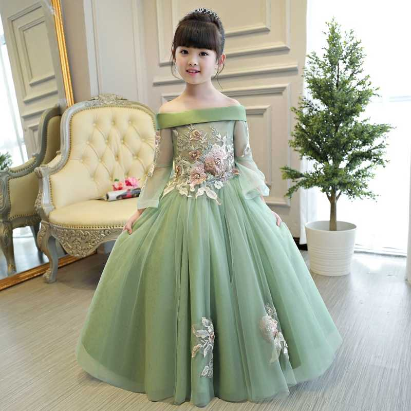 2af7b0c51 Detail Feedback Questions about Children Girl Wedding Party Princes ...