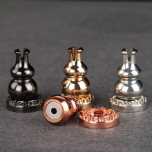 Incense Inserted Incense Burner Gourds Black  Gold Rose  Gold  Silver Sticks Holder S $ анд термометр dt 624 утенок