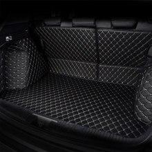 Traseira do carro carro mat tronco bota carga mat liner para acura rdx cdx, tesla model s, suzuki s-cruz, xe xf jaguar f-ritmo