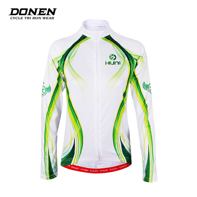 e17e48201 DONEN Discount price Spring Summer Cycling Jersey Breathale Women Bike  Clothing Racing MTB Bicycle Clothes Cycling
