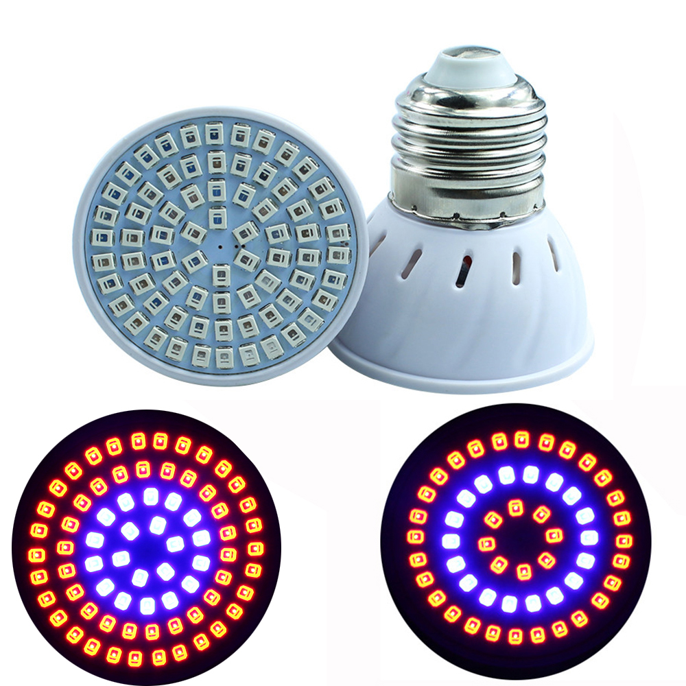 Hot Cheap E27 Led Grow Lamps Full Spectrum Led Plant Grow Light For Flowering Plant And