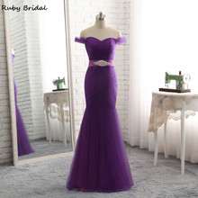 7007652afb Buy purple evening dress and get free shipping on AliExpress.com