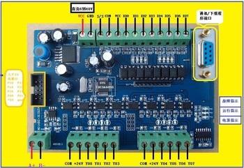 485232 interface, eight way programmable field effect tube, MT industrial control development board