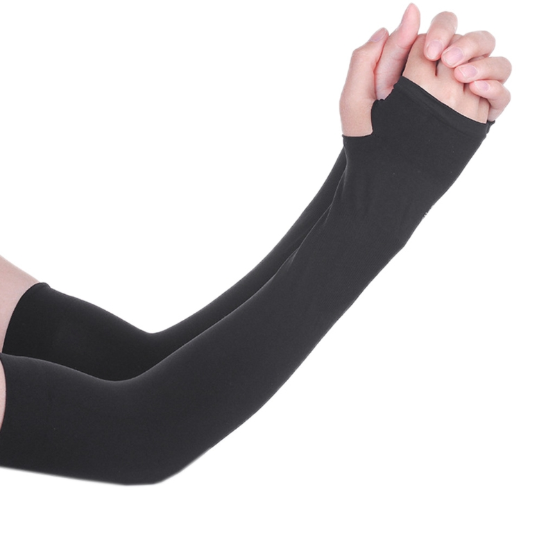 Apparel Accessories mx8 1 Pair Men Women Arm Sleeves Summer Sun Uv Protection Cycling Running Fishing Clambing Driving