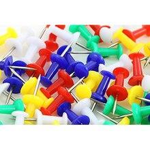Стиль 40 Шт. Ассорти Цветные Push Pins