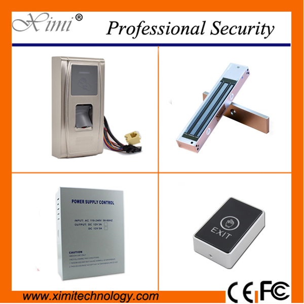 Free shipping free sdk fingerprint reader standalone tcp/ip 3000 fingerprint user linux system fingerprint controller kit