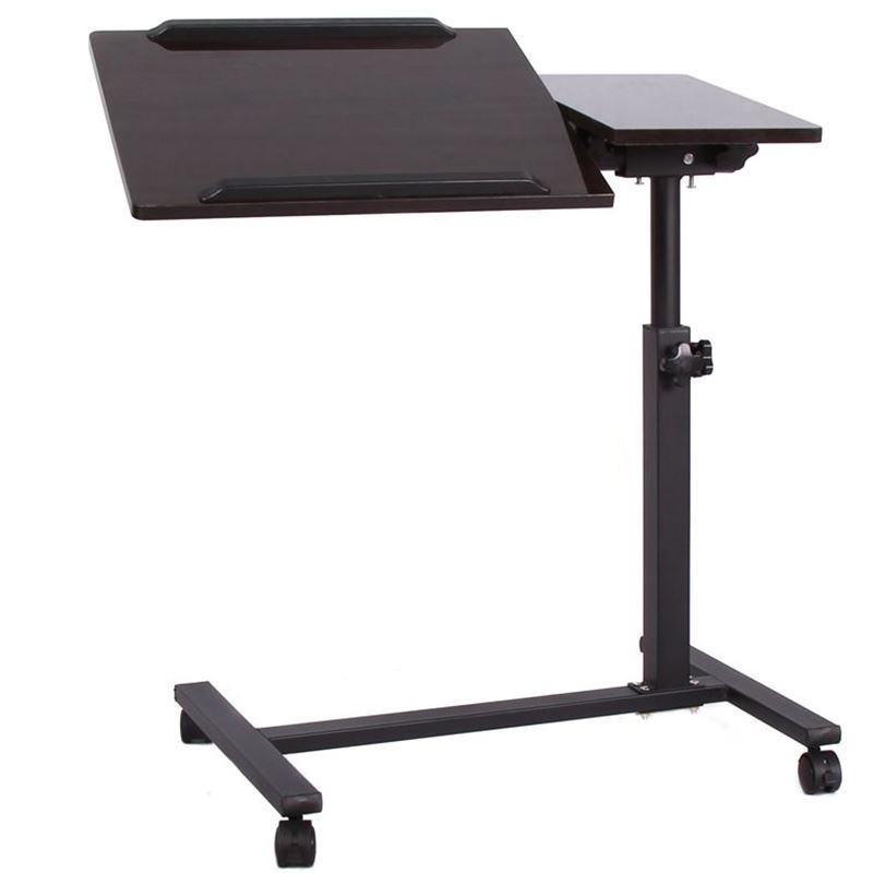 DG#7067 Double simple mobile lifting and rotating bed lazy notebook comter desk FREE SHIPPING bsdt and one hundred million to reach the notebook comter office desktop home simple mobile learning desk free shipping