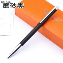 Fountain Pen with Gift Box Business Gift Adult Office Gift Pen Genuine Male and Female Students Pen недорого