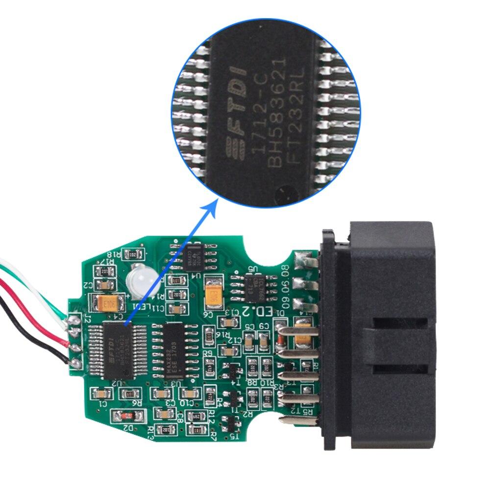 US $10 88 |kingbolen Galletto 1260 ECU Chip Tuning Scanner with FTDI  FT232RL EOBD/OBD2/OBDII Flasher Galletto 1260 ECU Flasher-in Code Readers &  Scan