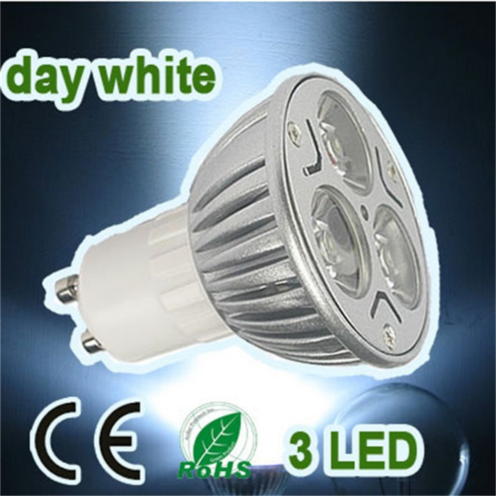 4 x GU10 4W LED SMD Spot Light Bulbs White High Power