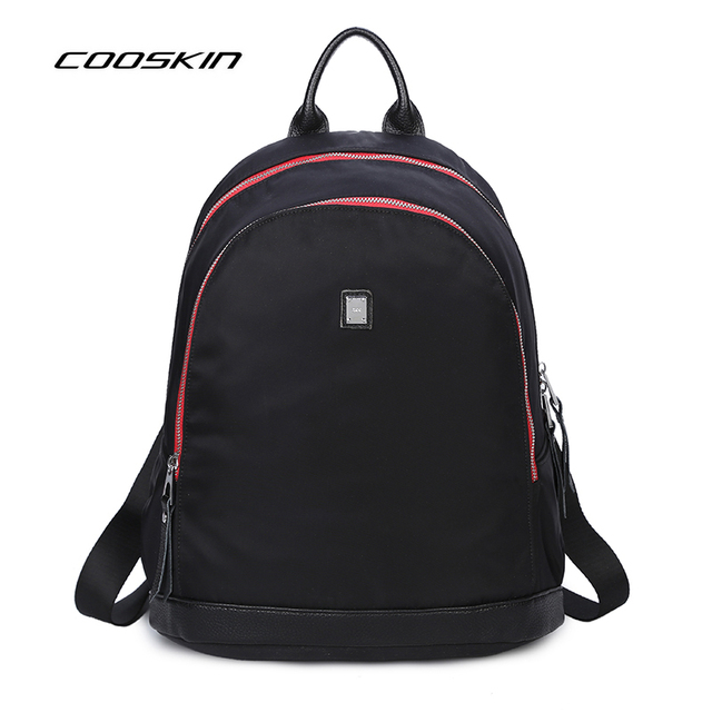 4a5cf2835c0d Cooskin 2017 Fashion waterproof backpack Famous Designers Brand shoulder bag  leisure backpack for girl and college Student 0