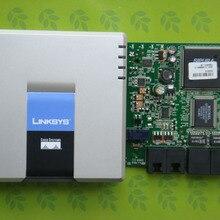 Разблокированный Linksys SPA9000 телефон для местной АТС с протоколом IP VOIP телефон адаптер системы V2 Поддержка 16 пользователей гарантия 1 год