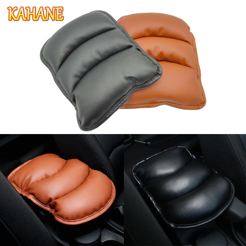 KAHANE 자동 카시트 팔걸이 박스 패드 커버 - 자동차 인테리어 용 액세서리 - 사진 1