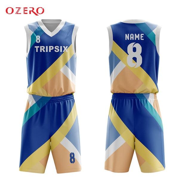 5357059dd basketball jersey sublimation customize v collar basketball uniform for men