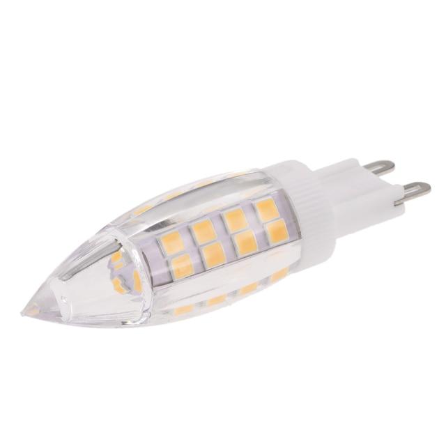 Tomshine 10 Packed 5W led g9 LED Bulbs led lamp light 40W Halogen ...