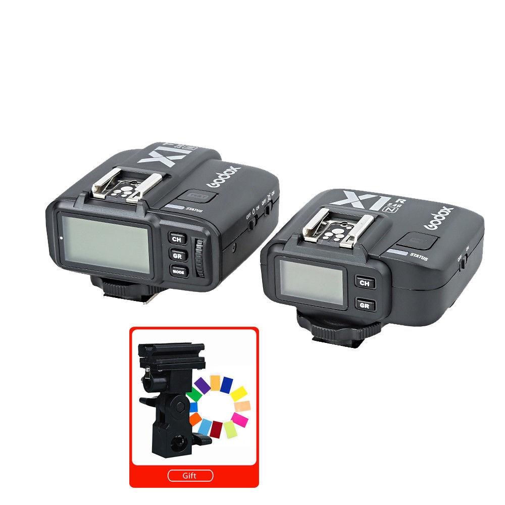 Godox 2.4GHz i-TTL Wireless Trigger Receiver Set X1N D800 D810 D750 CD15Godox 2.4GHz i-TTL Wireless Trigger Receiver Set X1N D800 D810 D750 CD15