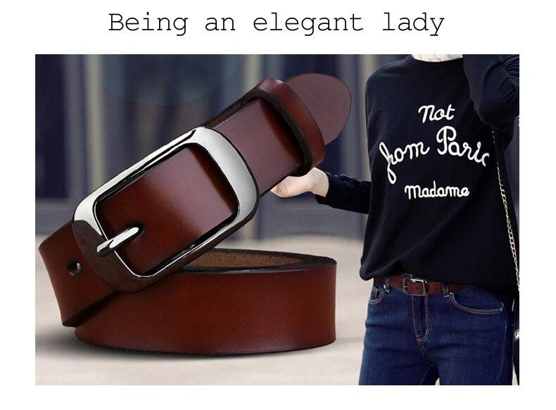 MEDYLA женский ремень из натуральной кожи, модный универсальный ремень для женщин из воловьей кожи, повседневный ремень для брюк