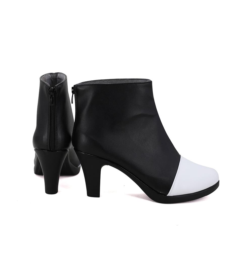 Fate Grand Order FGO Emiya Shirou Cosplay Boots High Heel Shoes Costume Made (3)