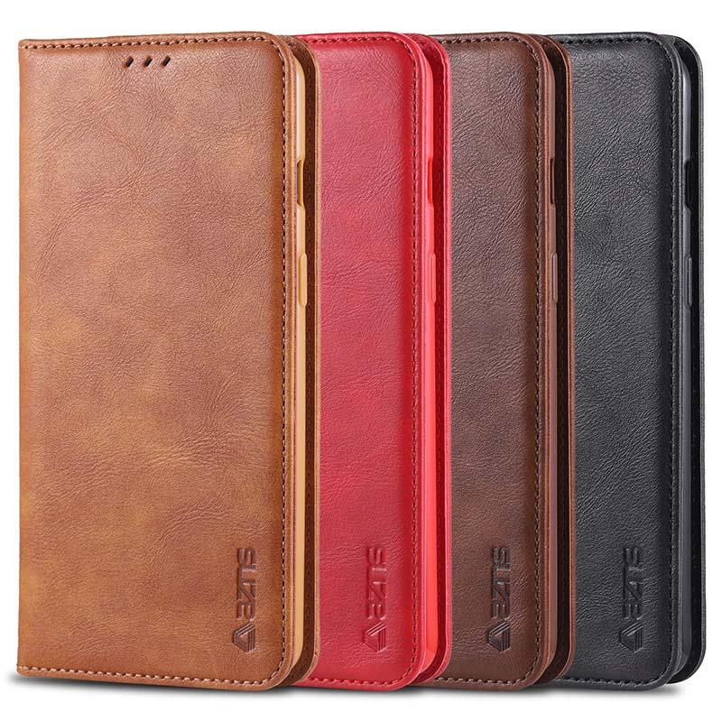 Good Vintage PU Leather Case For font b OnePlus b font font b 7 b font