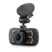 Nuevo Coche Dvr de Ambarella DAB205 A12 Chip 2560*1440 p 3.0 pulgadas de Pantalla 170 Grados Video Recorder Dash Cam Con g-sensor Coche ADAS cámara