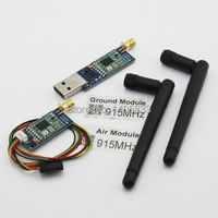 Crius 3DR Radio Wireless Telemetry Air Ground Module 915Mhz For MWC MultiWii APM