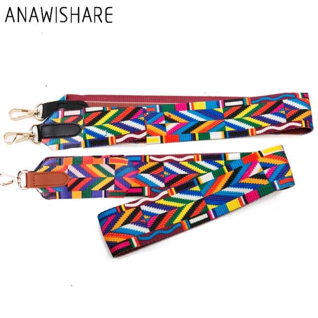 Anawishare Belt Handbags Strap Wide Shoulder Bag Replacement Handbag Accessory Bags Parts Adjule
