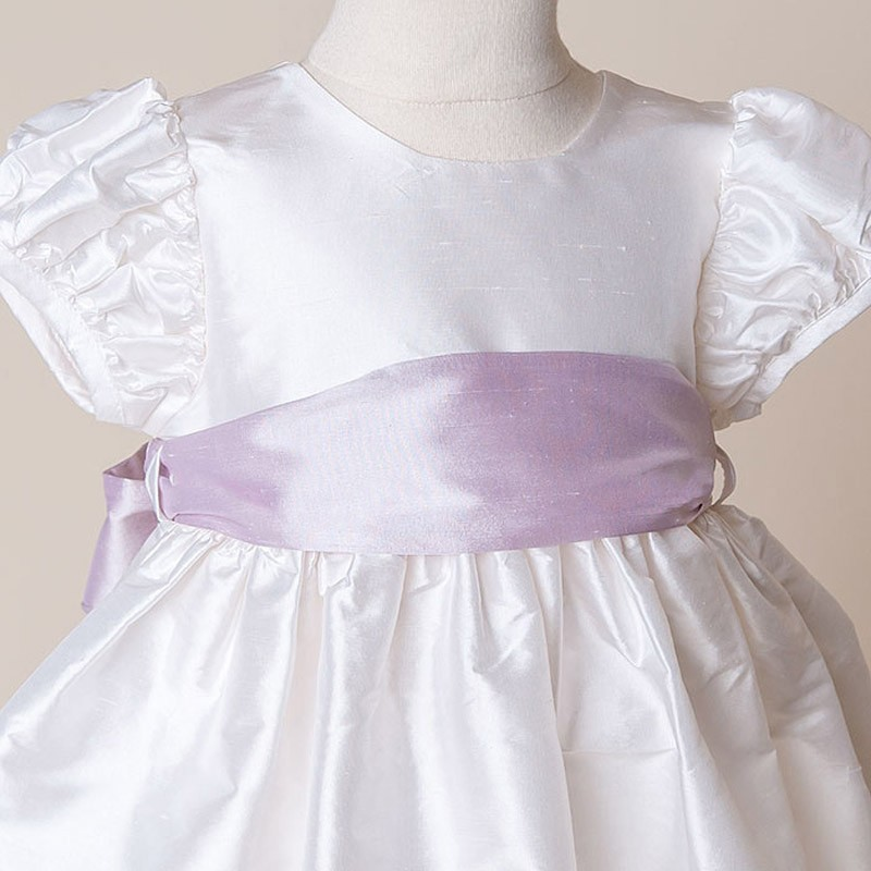 Baby Girls Baptism Gown (3)