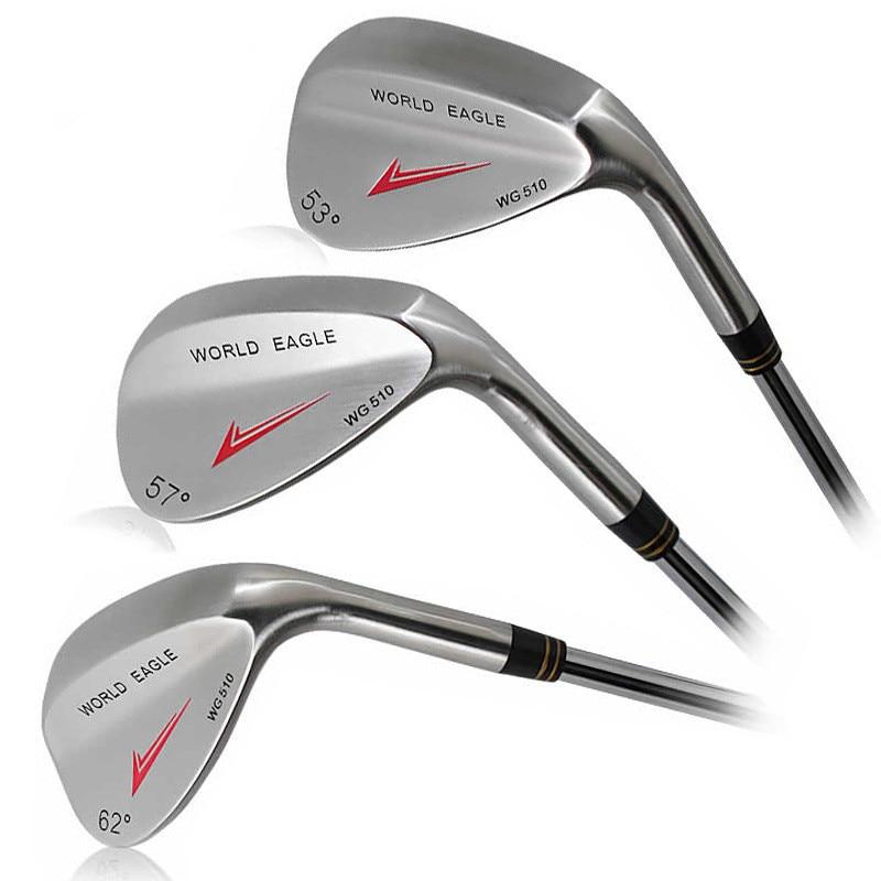 INSTOCK 1 Unidades Nuevas Cuñas De Golf 53 57 62 Grados de ACERO INOXIDABLE de A