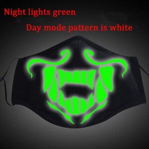 Image 3 - Игра LOL KDA Akali Masque маскарадный реквизит S8 маска ночные светильники маски для лица женские и мужские противостоят холодному ветру аксессуары