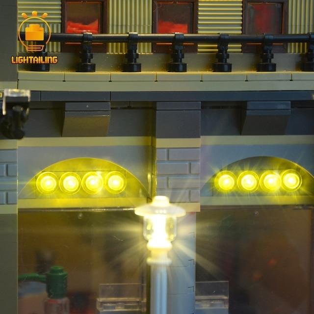 LIGHTAILING Led Licht Up Kit Für 10232 Creator Palast Kino Beleuchtung Set Kompatibel Mit 15006 (NICHT Enthalten Die Modell)