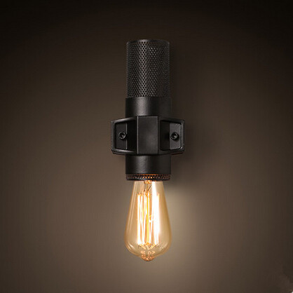 60W Style Loft Industrial Vintage Wall lamp Fixtures Home Lighting Edison Wall Sconce Arandela Lamparas De Pared 10x 5m 16ft bnc rca dc connector video audio power wire cable for cctv camera