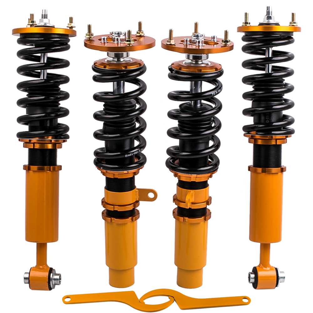 Plein Coilover Suspension kit pour BMW E39 5 série 520i 530i 540i 528i Abaissement Shock Absorbeur Entretoises 1995-2003