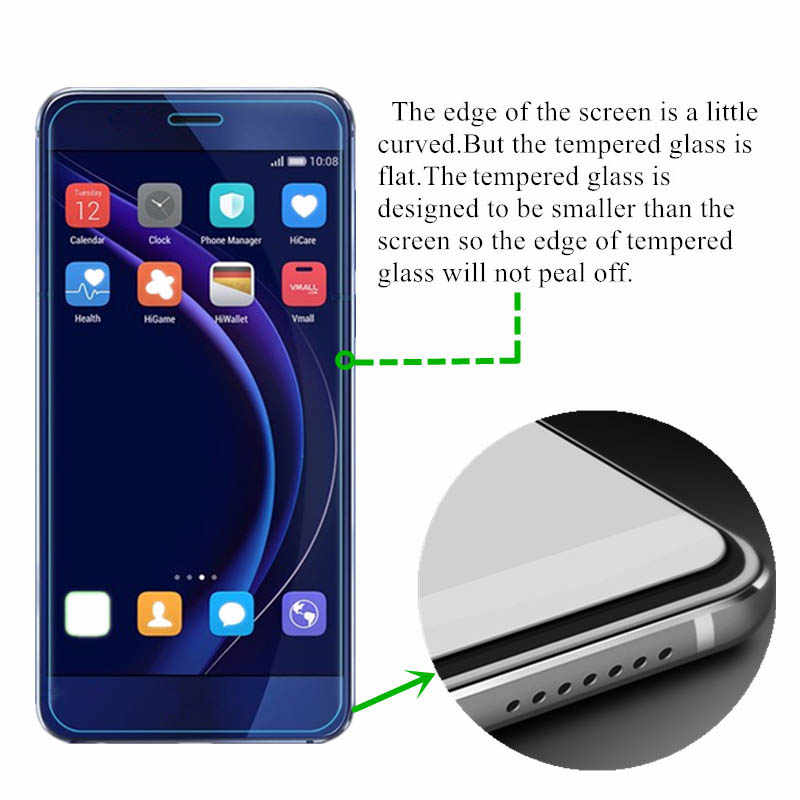 Tempered Glass Đối Với Lenovo K5 Màn Hình Điện Thoại Protector Bảo Vệ Phim Cho Lenovo Vibe K5 Điện Thoại Glass Phim Bìa + Sạch bộ dụng cụ
