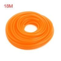Uxcell 18 mt Länge Orange Silikon Vakuum Kraftstoff Gas Schlauch Rohr Rohr für Auto-in Öl-Absaugpumpe aus Kraftfahrzeuge und Motorräder bei