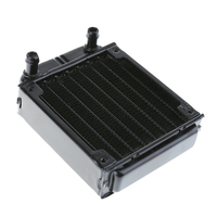 80mm Water Cooling Radiator Computer PC Water Cooling System Part Computer CPU GPU Cooling Cooler Aluminum