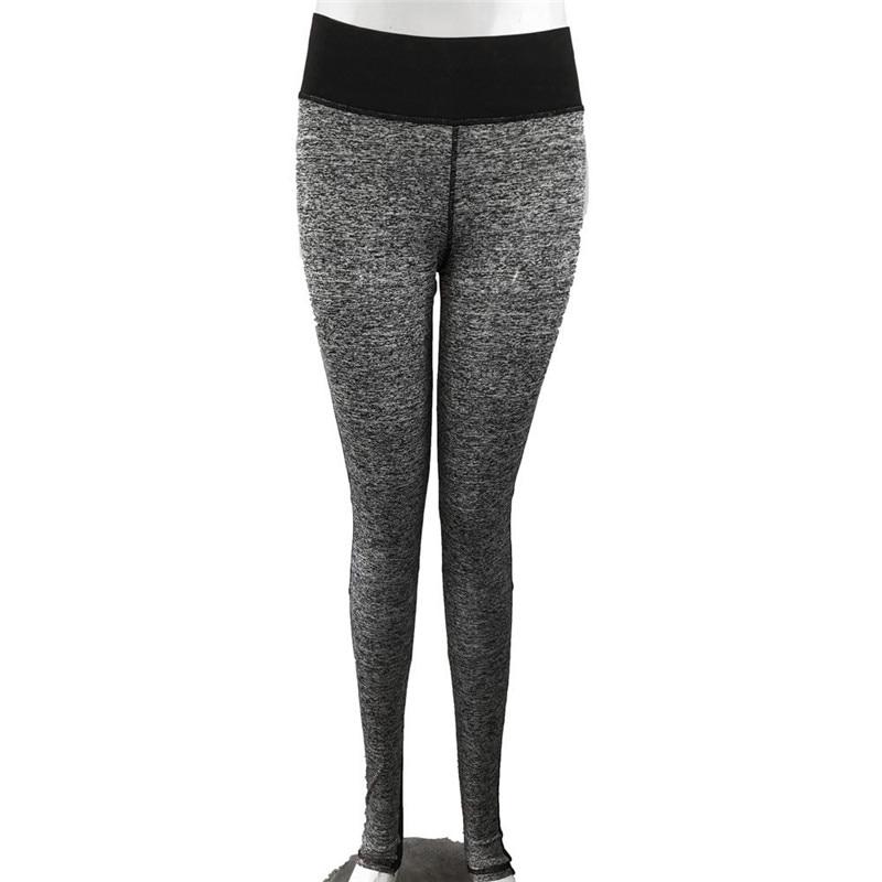 Women Exercise Leggings Running Sports Fitness Gym Training Pants Caneleiras  De Cintura Alta Leggings Taille Haute MaigreA1-in Leggings from Women s ... 0db7fa6fd75d2