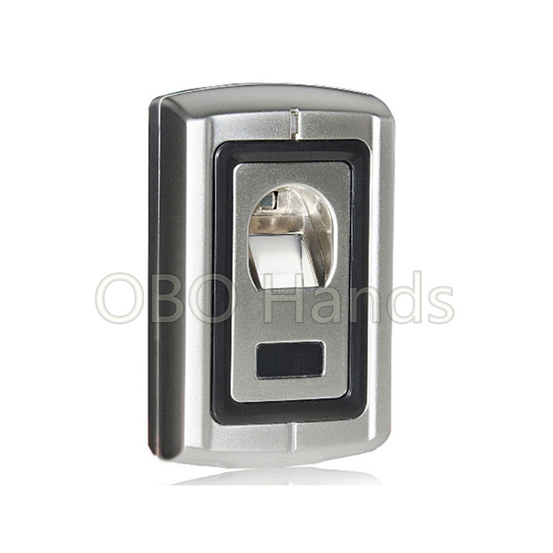 Metal Fingerprint Standalone biometric fingerprint Access Control System for school gate hotel apartent office biometric standalone access control rfid access control for building management system