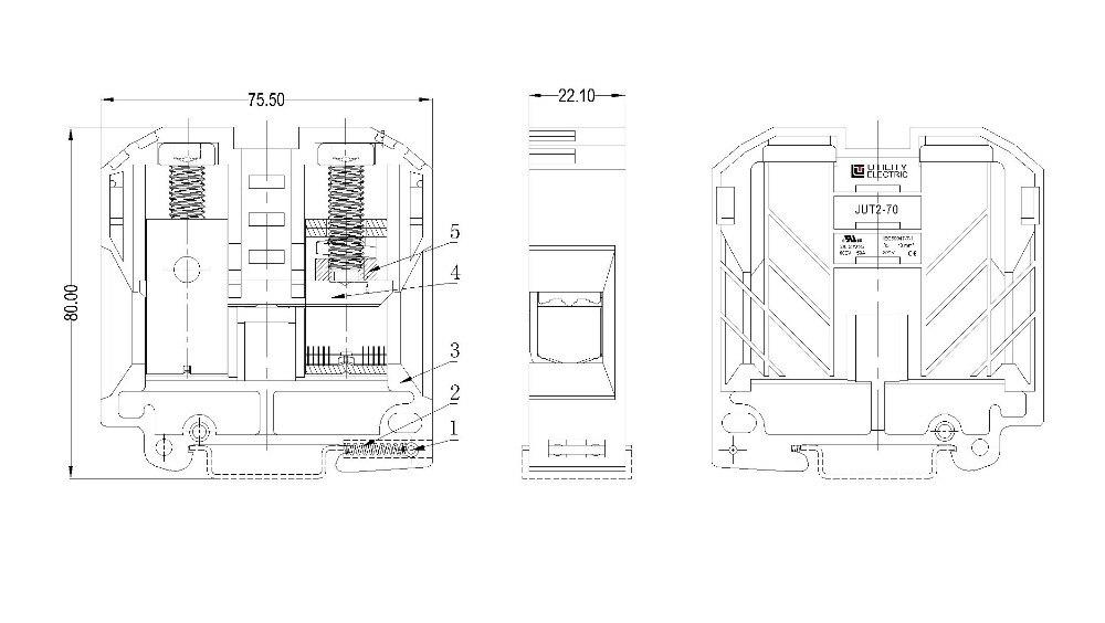 Niedlich 22 Gauge Kabelstecker Galerie - Elektrische Schaltplan ...