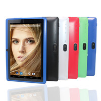 Flash Q88 Cheapest kids tablet pc 7 inch Android 4.4 Allwinner A33 Quad core