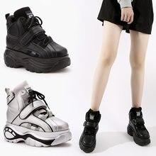 24a78ec3ebfa0 ÉTOILE de LA TERRE Nouvelle Prévente Chaussures Femmes Plate-Forme de Marque  Dame chaussure Automne Femelle chaussures Respirant.