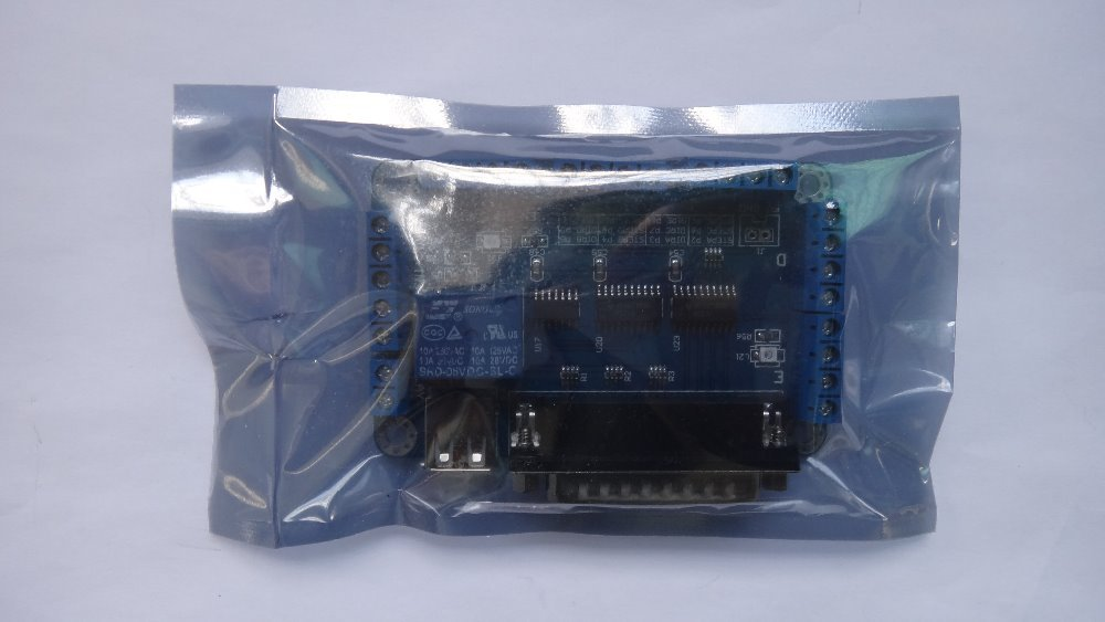 Factory direct sales / usb cnc controller mach3 usb cnc breakout board for engraving machine
