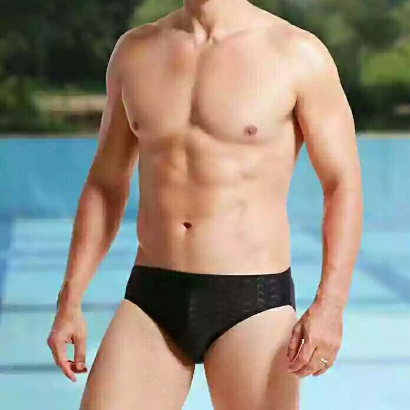 Speedo RARE MODEL S2000 brief swimsuit swimming men's bathing suit male trunks